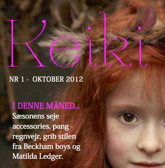 Keiki magazine